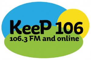 KeeP 106 logo