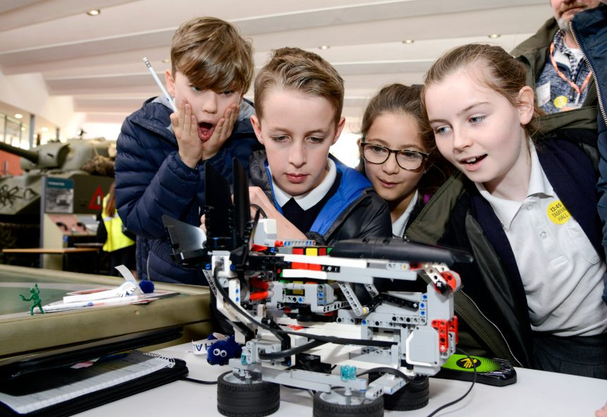 Thomas Hardye School entered into national Big Bang competition