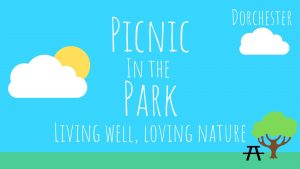 Picnic in the Park banner