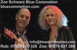 Photo of Zoe Schwarz and Rob Korel