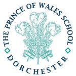 Prince of Wales School logo