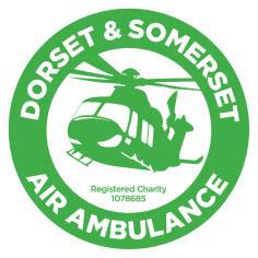Dorset & Somerset Air Ambulance logo
