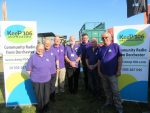 The Team at Dorset County Show