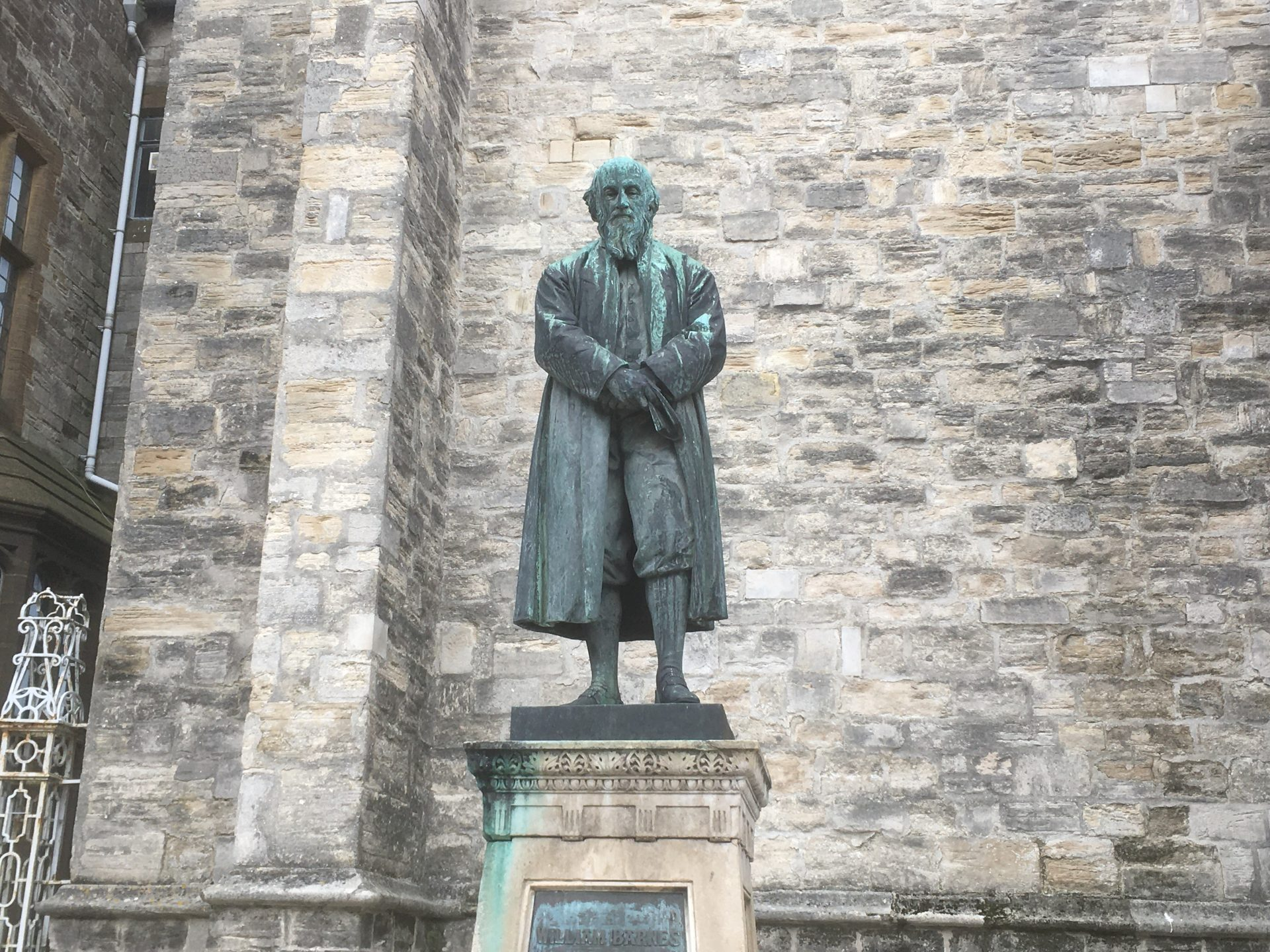 William Barnes Statue