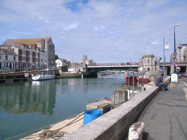 Oil Spill training exercise in Weymouth