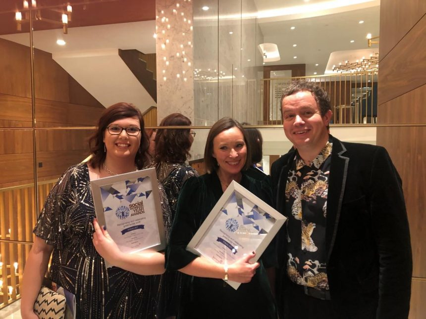 Social workers shortlisted for top national awards