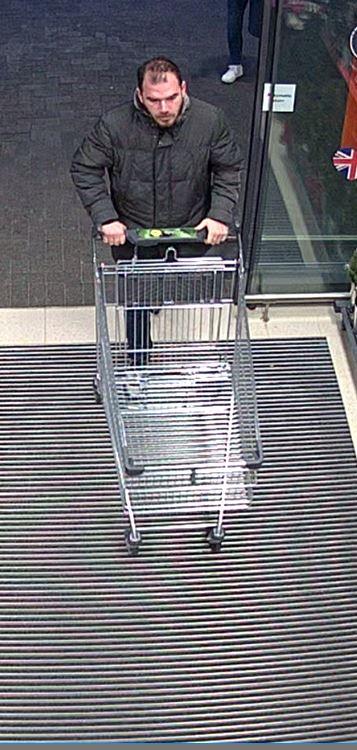 Shoplift, Portland 1, 9 January 2020
