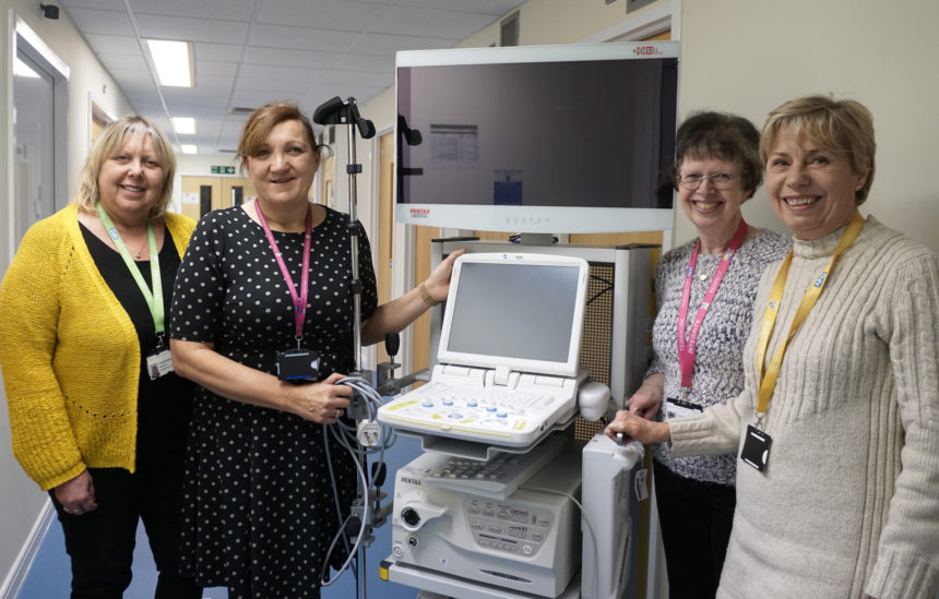 New fundraising initiative launched by Friends of Dorset County Hospital