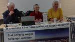 Low Pay No Way Meeting