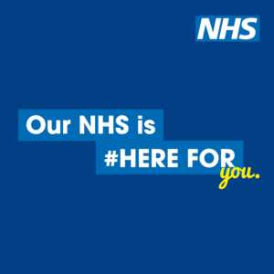 Dorset's NHS is Here For You