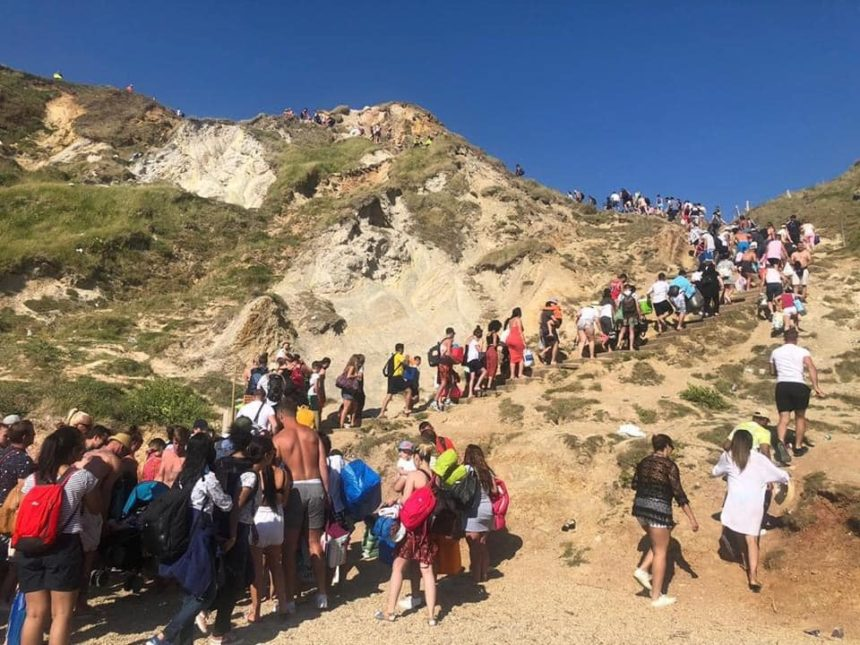 Lulworth Estate responds to concerns about visitor numbers