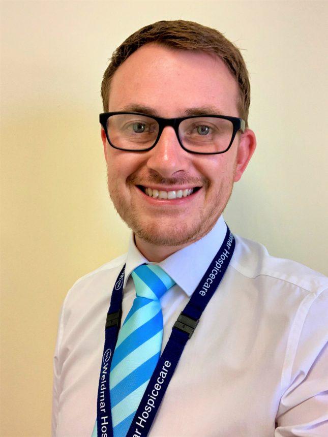 Matt Smith, Director of fundraising
