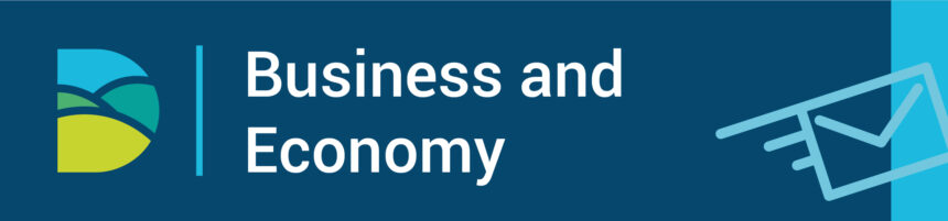 Dorset Council Business and Economy banner