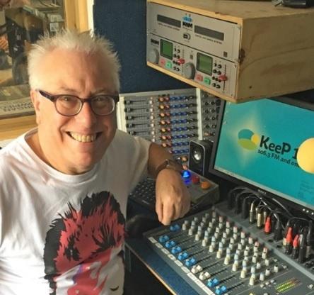 Photo of Geoff Dorsett