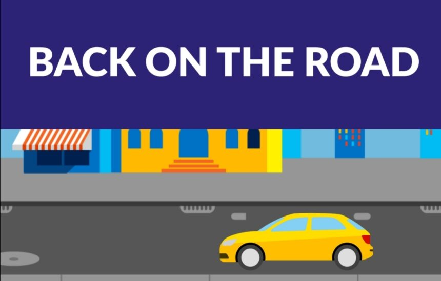 New digital resources support safer driving
