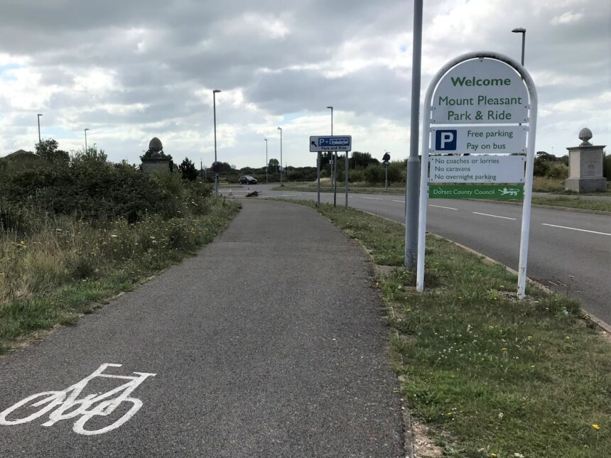 Weymouth park and ride