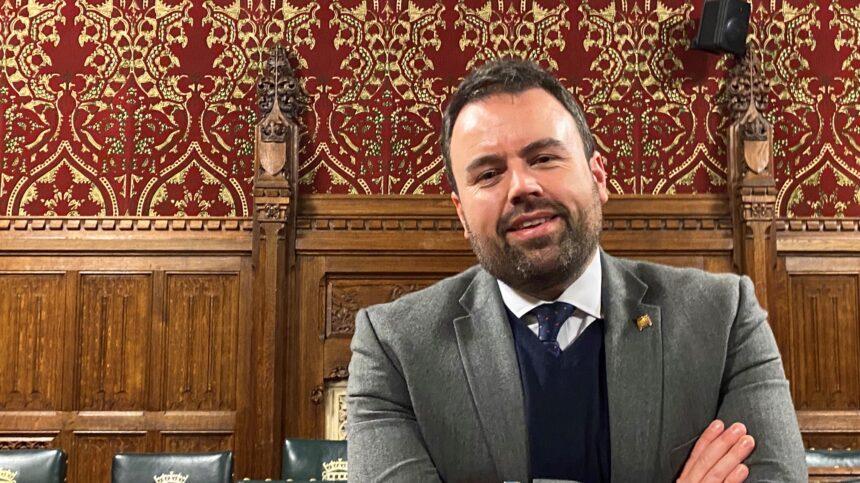 Photo of Chris Loder MP