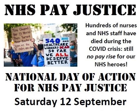NHS Poster top half