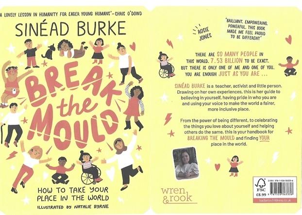 Break The Mould book cover