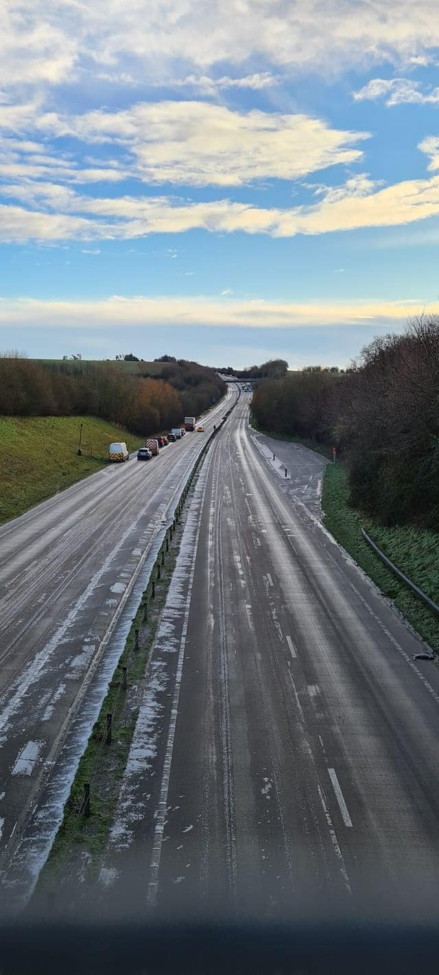 A35 Puddletown bypass 240121