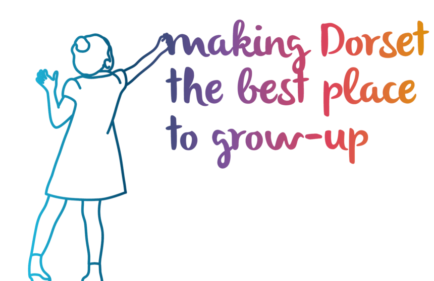 Making Dorset Best place to grow up logo