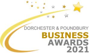 Dorchester & Poundbury Business Awards 2021 logo
