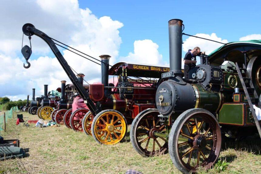 Great Dorset Steam Fair 2021 CANCELLED