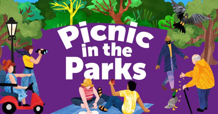 Picnic in the Parks logo