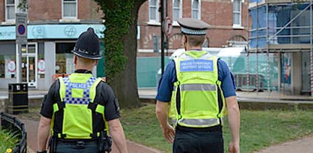 Photo of neighbourhood police