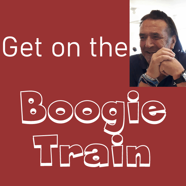 Get On The Boogie Train 24.07.21