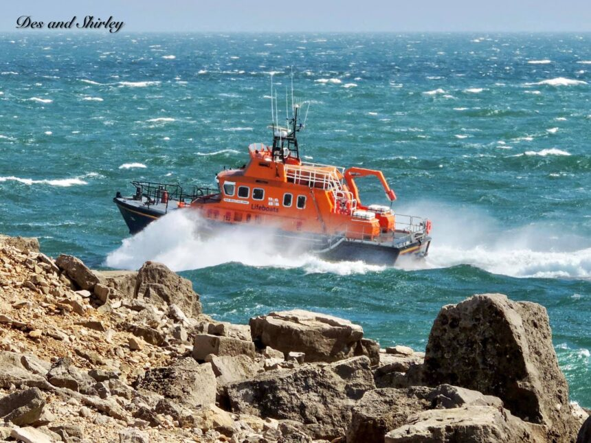 All weather lifeboat