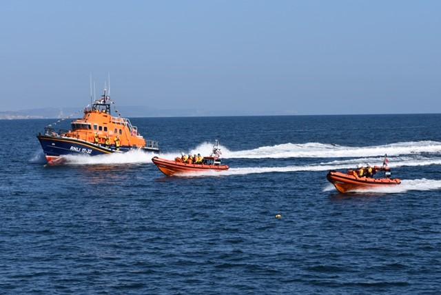 New Weymouth Lifeboat