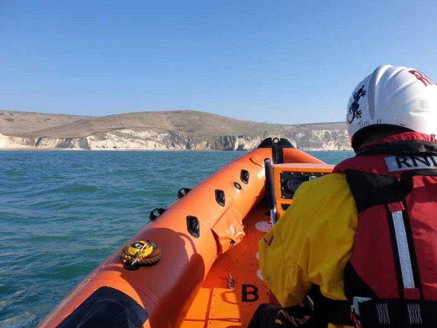 Weymouth Inshore Lifeboat