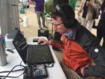 Brewery Square live broadcast - Kieran Williams
