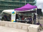 Brewery Square live broadcast
