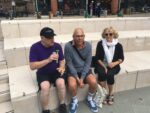 Brewery Square live broadcast - Rob with listeners