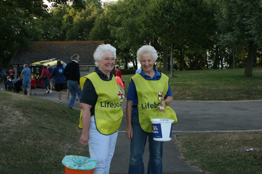 Help the RNLI by donating via our local Lifeboat Station fundraisers
