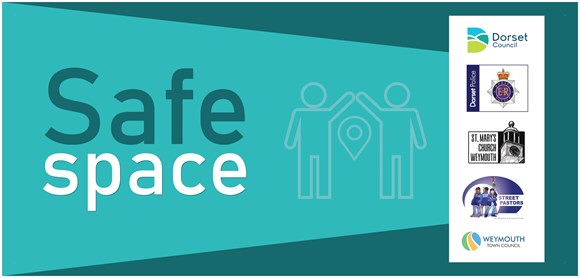 New Safe Space set up in Weymouth to look after vulnerable night-time visitors