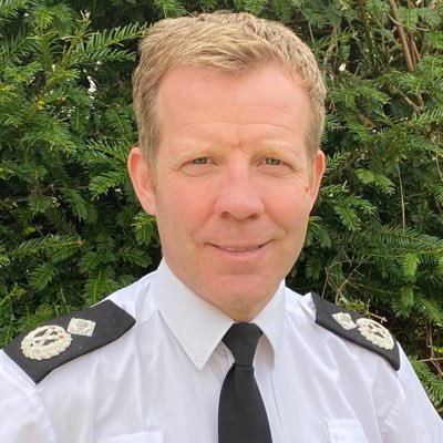 Scott Chilton confirmed as preferred candidate for Chief Constable