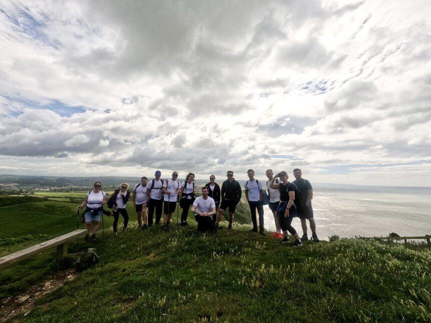 Waterside Holiday Group walks for Weldmar
