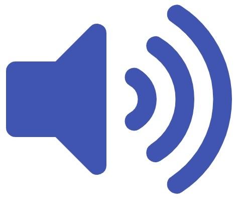 audio blue